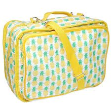 Vivace Craft Tote Pineapples
