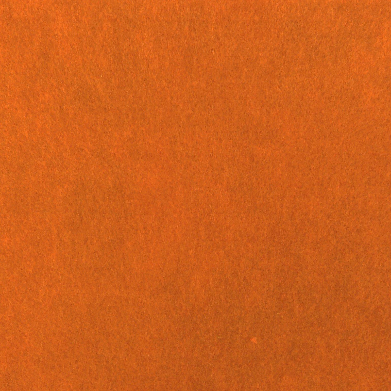 Felt Squares Package 9 x 12 Pumpkin Spice