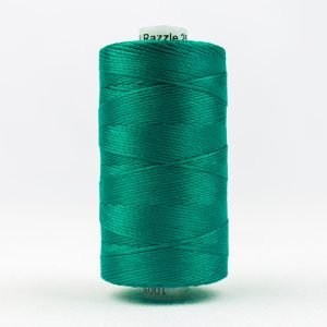 Thread Razzle 8wt Rayon 228m Bluegrass Green