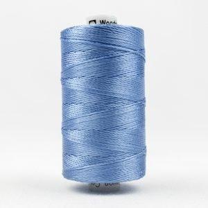 Thread Razzle 8wt Rayon 228m Medium Country Blue