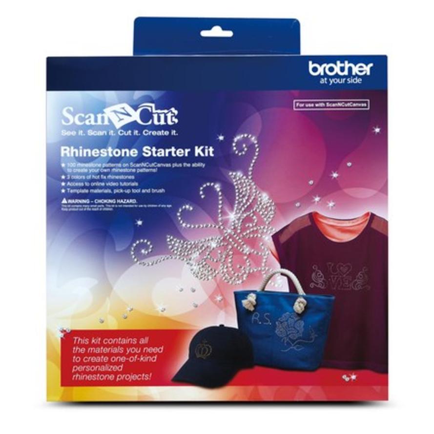 ScanNCut Rhinestone Starter Kit, CARSKIT1