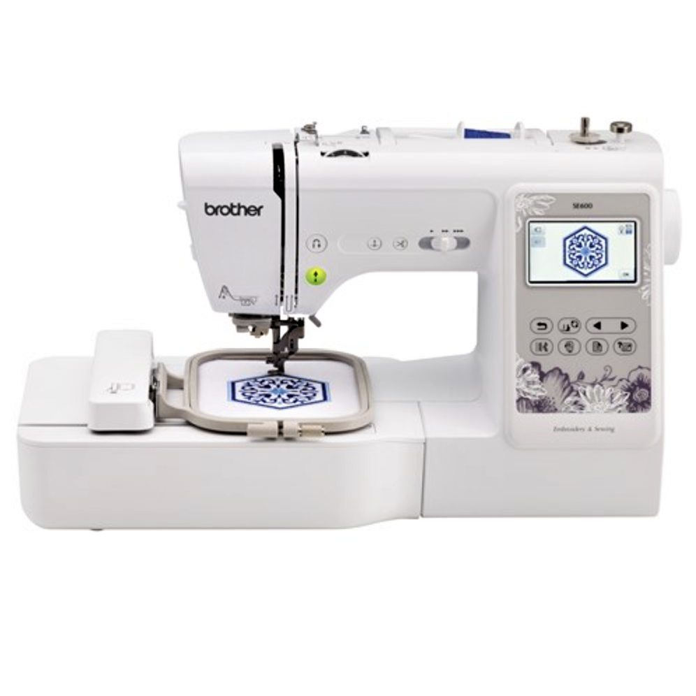 Brother SE600 Sewing, Quilting, and Embroidery