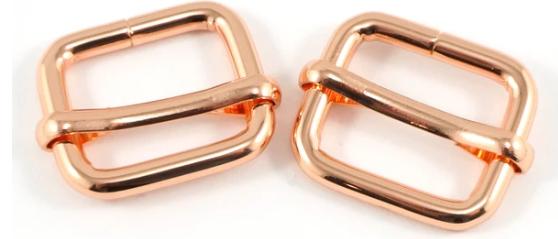 Sliders Adjustable 18mm Copper