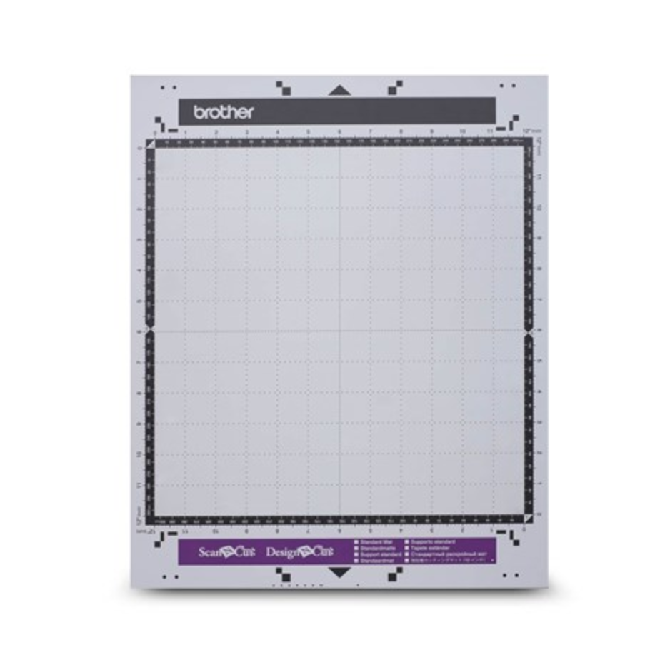 ScanNCut Standard Tack Adhesive Mat 12 x 12