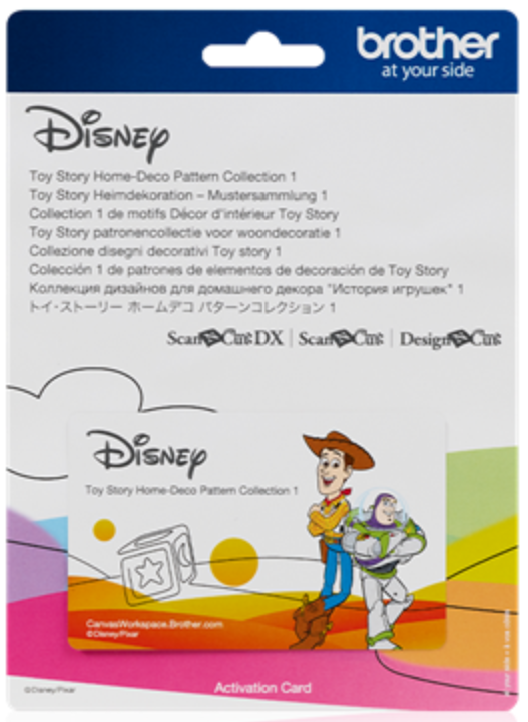 Disney Toy Story Pattern Collection