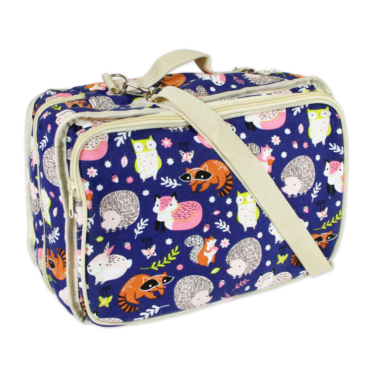 Vivace Craft Tote Woodlands