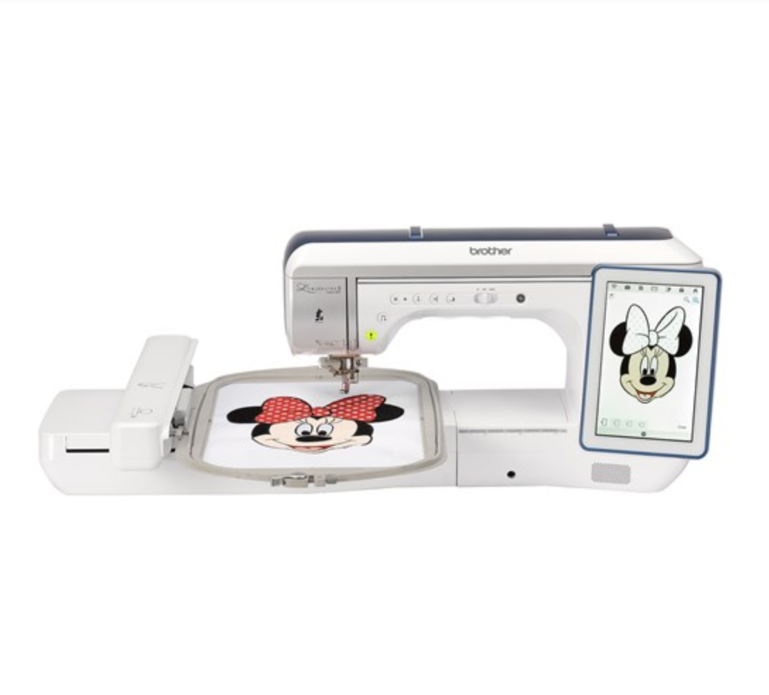 Brother Luminaire 2 Innov-ìs XP2 Sewing, Quilting & Embroidery Machine