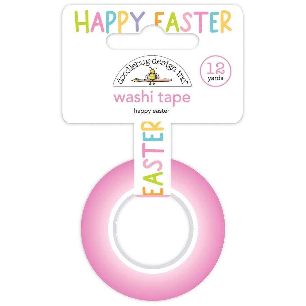 Doodlebug - Happy Easter Washi Tape