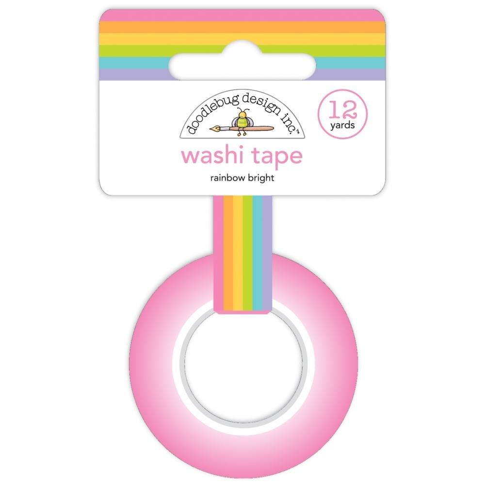 Doodlebug - Rainbow Bright Washi Tape