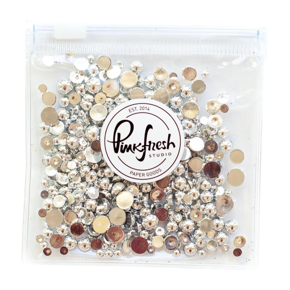 Pinkfresh Studio - Jewel Essentials: Silver