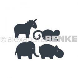 Alexandra Renke - Little Creatures Die