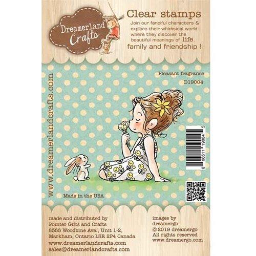 Dreamerland Crafts - Pleasant Fragrance Stamp