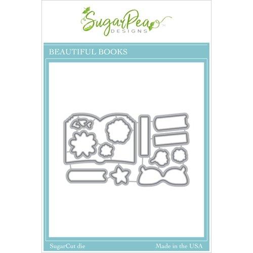 Sugar Pea Designs - Beautiful Books Die