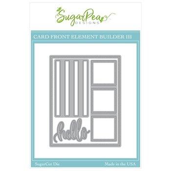 Sugar Pea Designs - Card Front Element Builder 3