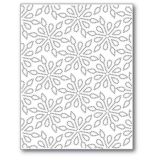 Memory Box - Pinpoint Snowflake Plate Die