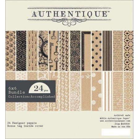 Authentique - Accomplished Paper Pad 6x6