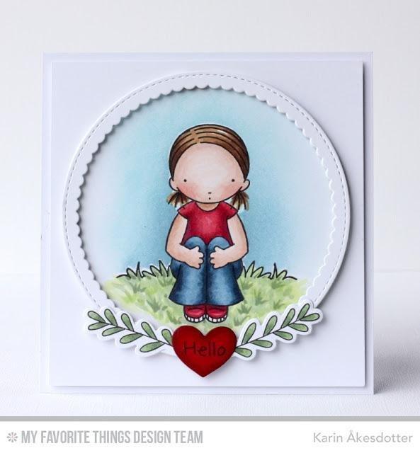 Dress my Craft - Flower Pearls: Snow White