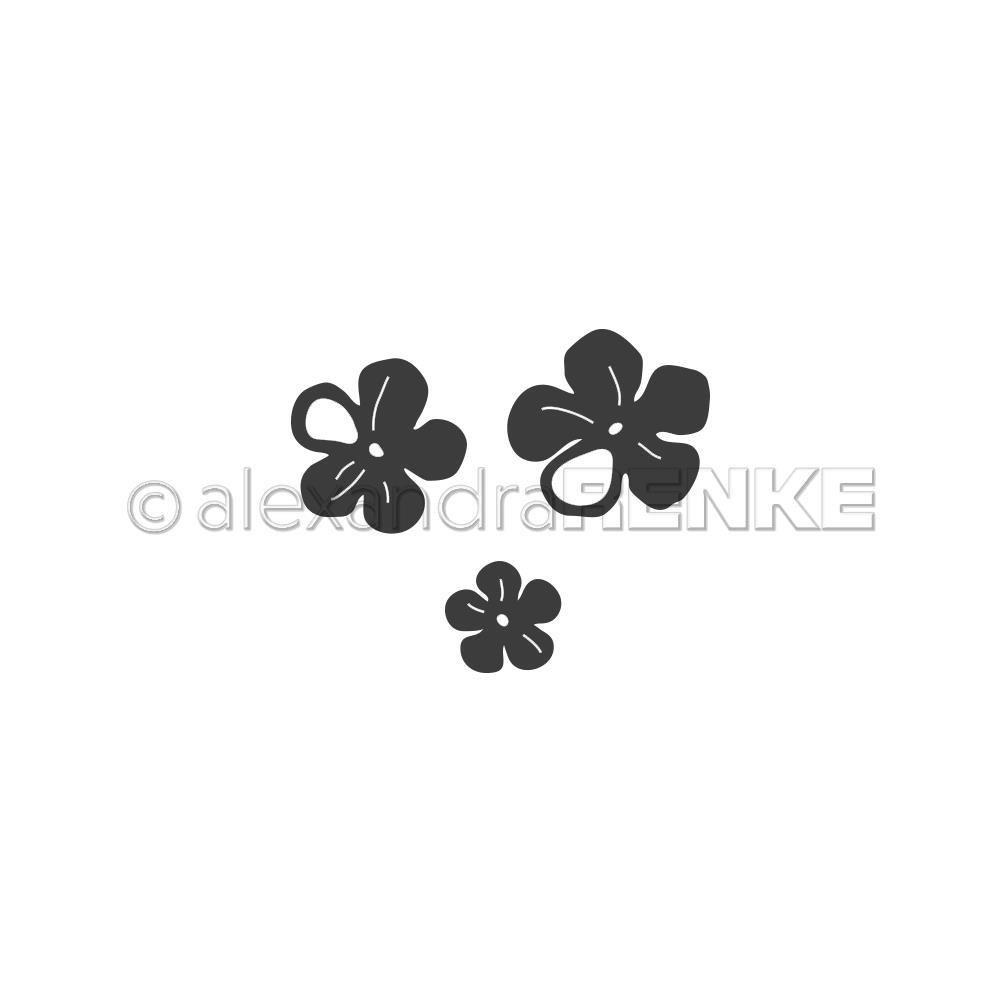Alexandra Renke - 3 Cherry Blossoms Die
