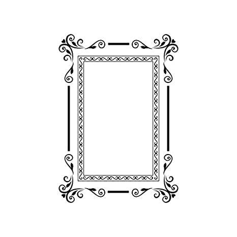 Kaiser Craft - Gilded Frame Embossing Folder