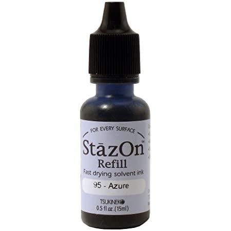 StazOn - Solvent Ink Refill .5oz