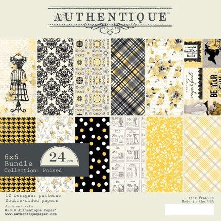 Authentique - Poised Paper Pad