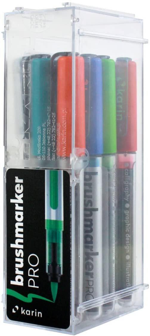 Karin - Brushmarker Pro Basic Colors (12 Count)