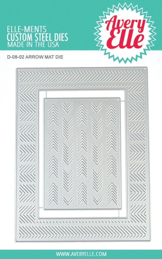 Avery Elle - Arrow Mat Die