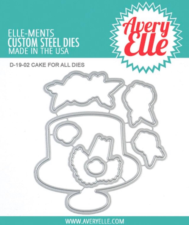 Avery Elle - Cake for All Die