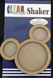 Clear Scraps - Mini Shaker Mouse