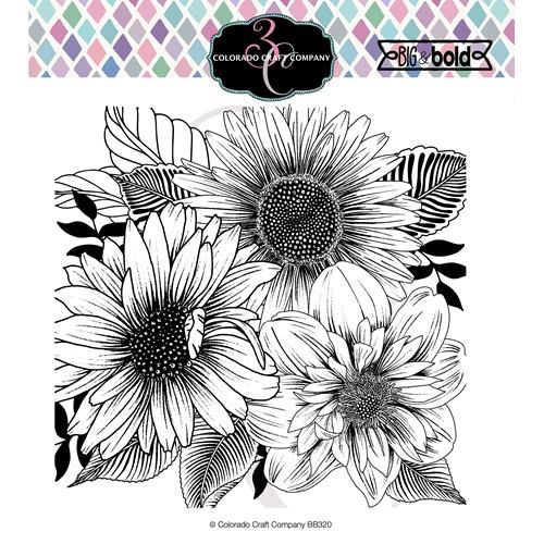 Colorado Craft Co. - Big & Bold Daisy & Dahlia