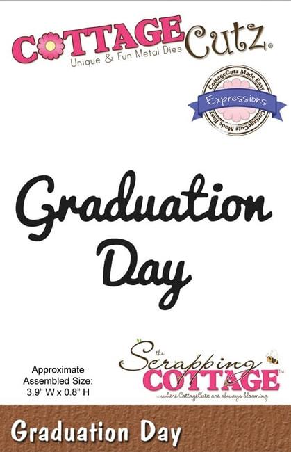 Cottage Cutz - Graduation Day Die