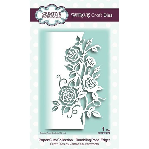 Creative Expressions - Rambling Rose Edger