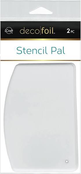 iCraft - Deco Foil Stencil Pal