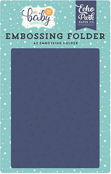 Echo Park - Shining Stars Embossing Folder