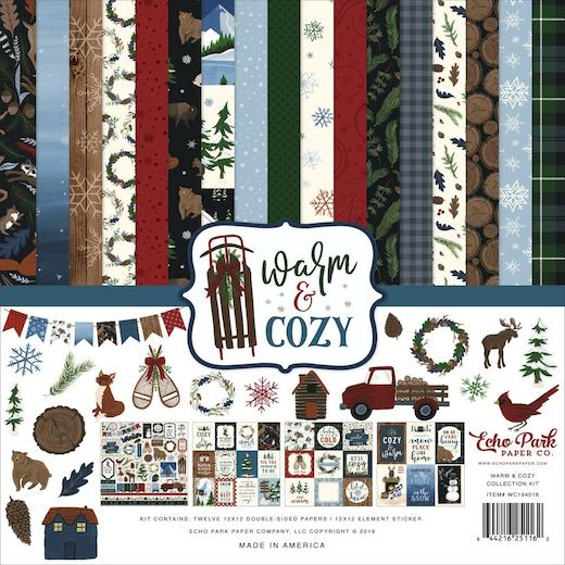 Echo Park - Warm and Cozy Collection Pack
