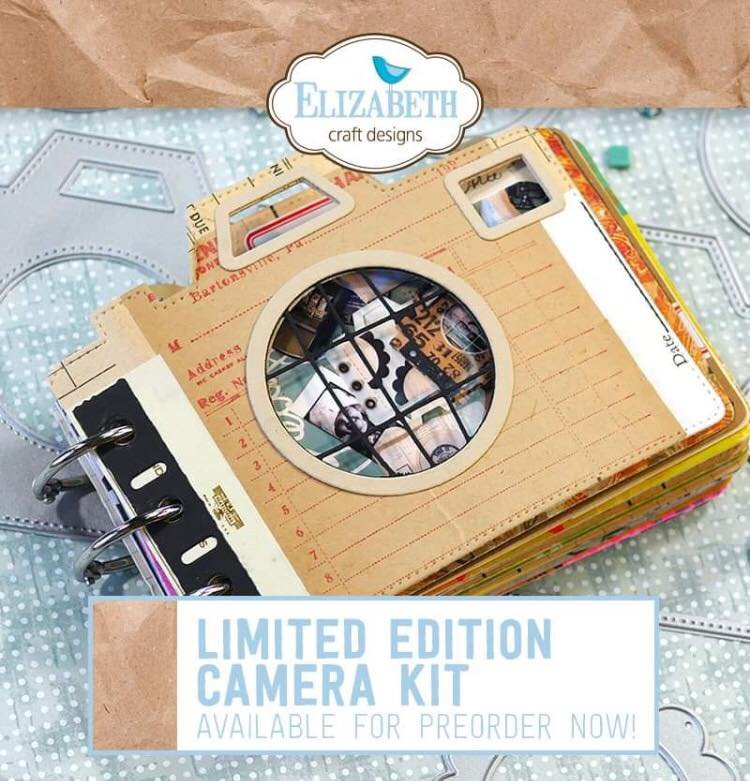 Elizabeth Craft Designs - Limited Edition Camera Bundle Kit