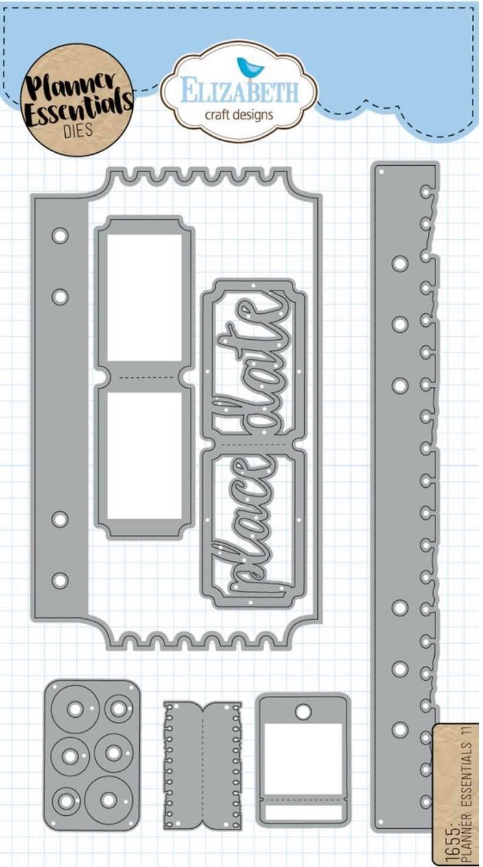 Elizabeth Craft Designs - Planner Essentials 11