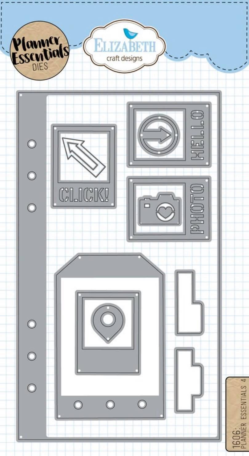 Elizabeth Craft Designs - Planner Essentials 4