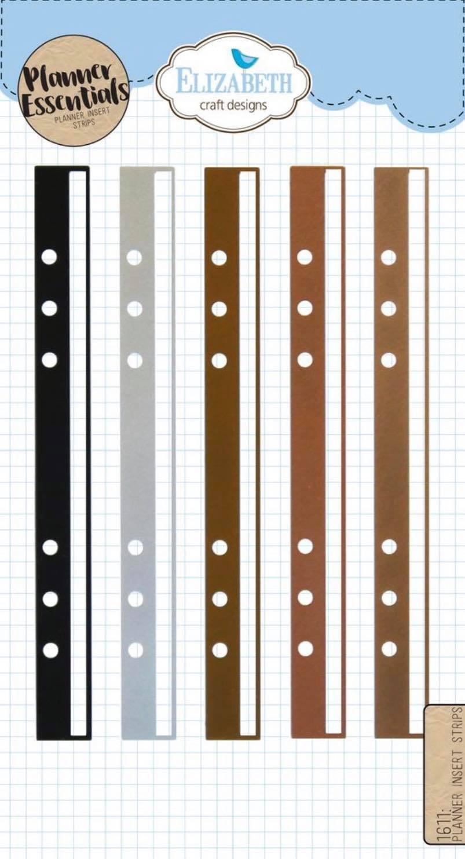 Elizabeth Craft Designs - Planner Insert Strips