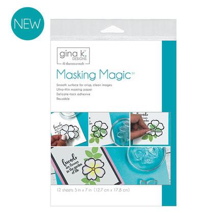 Gina K Designs - Masking Magic