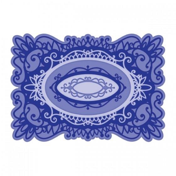 Heartfelt Creations - Royal Elegance Frames Die