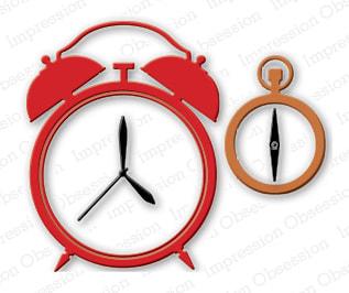IO - Alarm Clock Die (SALE)