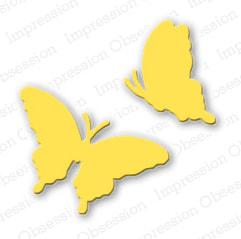 IO - Butterflies Die Set