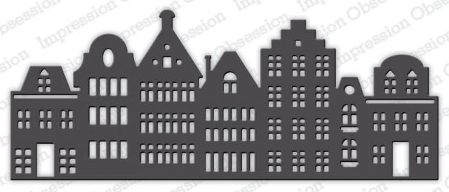 IO - European Buildings Die