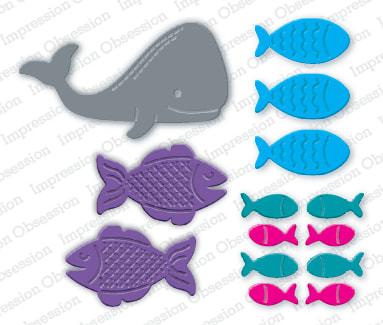 IO - Fish Die