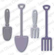 IO - Garden Tools Die