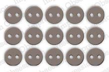 IO - Half Inch Button Die Set