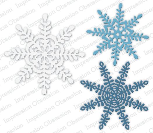 IO - Primitive Snowflake Die