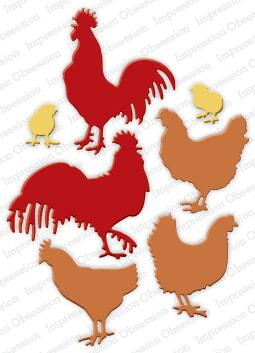 IO - Rooster & Chicken Die