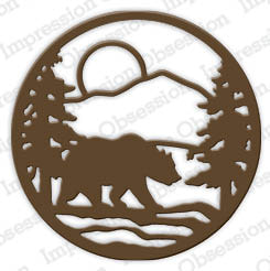 IO - Scenic Bear Die